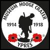 Hooge Crater Oorlogsmuseum in Ieper